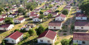 Mashava Student Village, Ariel View