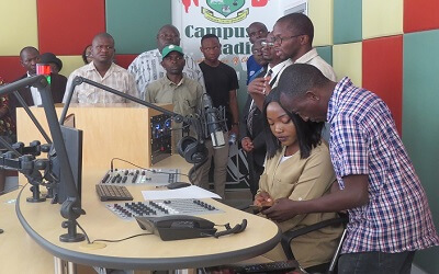 Radio Station  Our Campuses gzu radio station