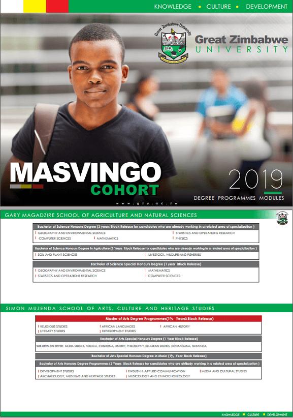 [object object] Great Zimbabwe University Homepage masvingo