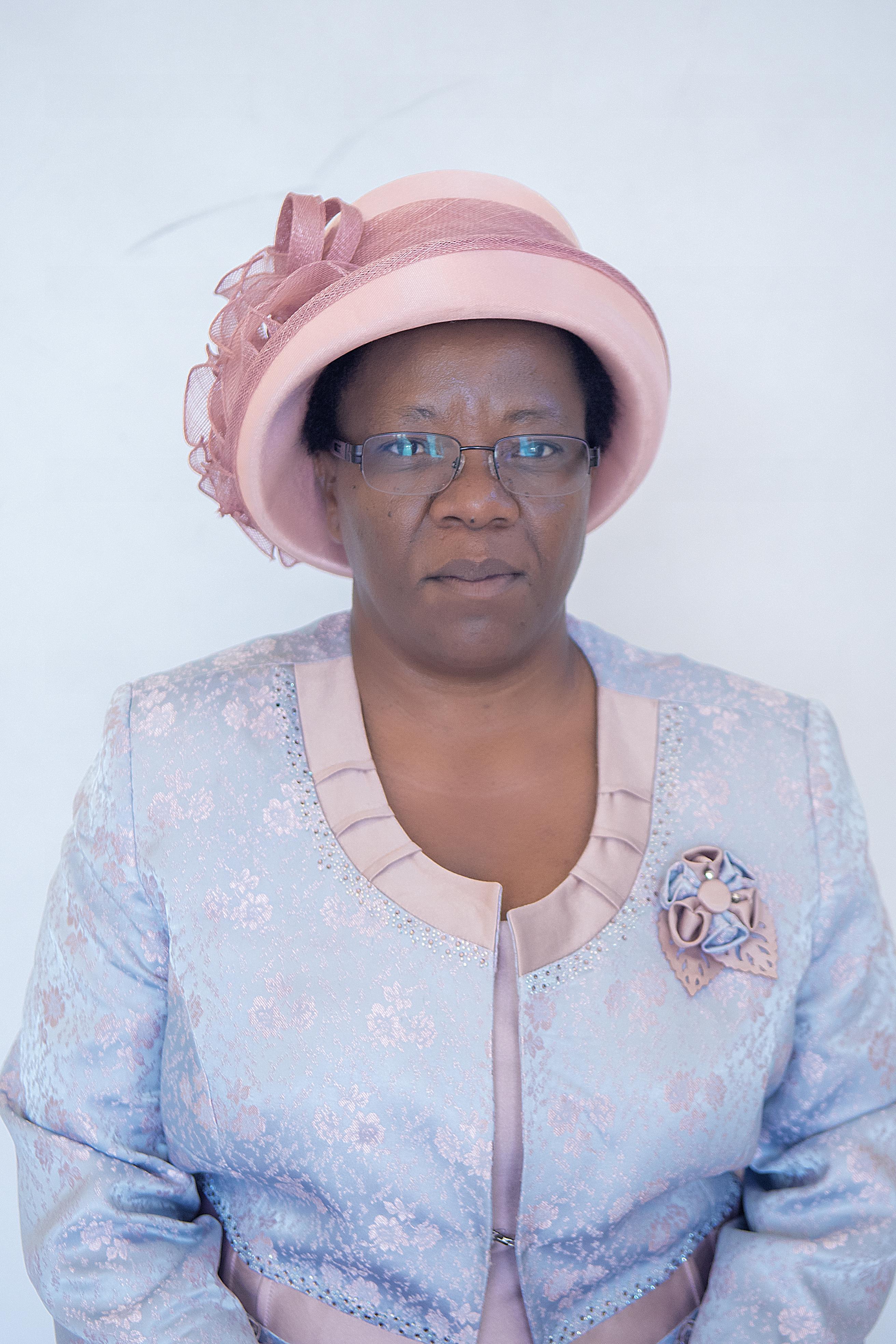 Mrs. Fungai Maregedze  Council Members Mrs