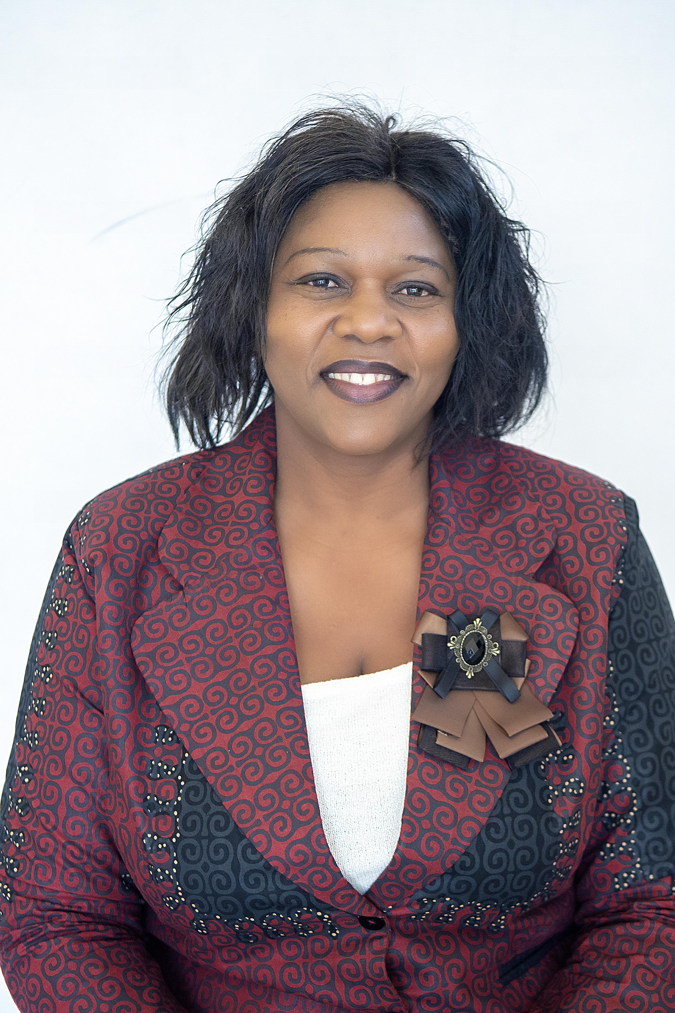 Mrs. Teclah Ponde  Council Members Mrs