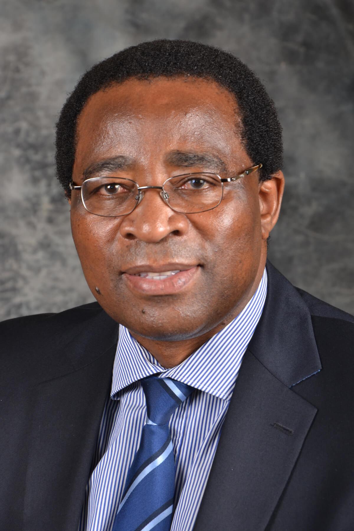 Prof. G. I. Muguti  Council Members Prof G