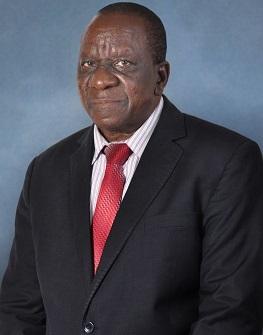 Professor R.J Zvobgo  Principal Officers Prof Zvobgo2