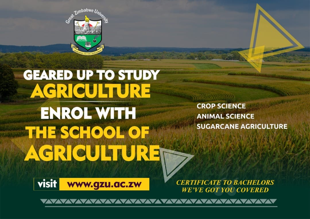 undergraduate Great Zimbabwe University Homepage agric
