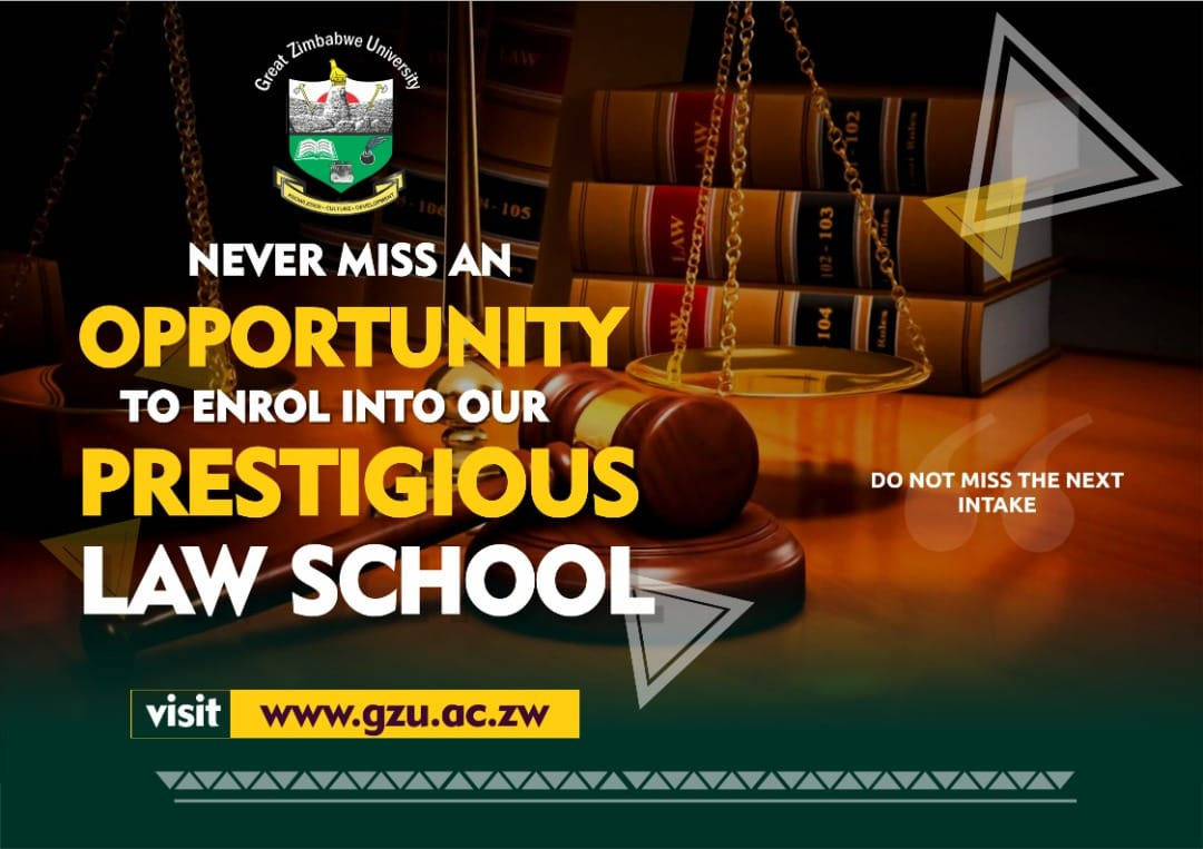 undergraduate Great Zimbabwe University Homepage law