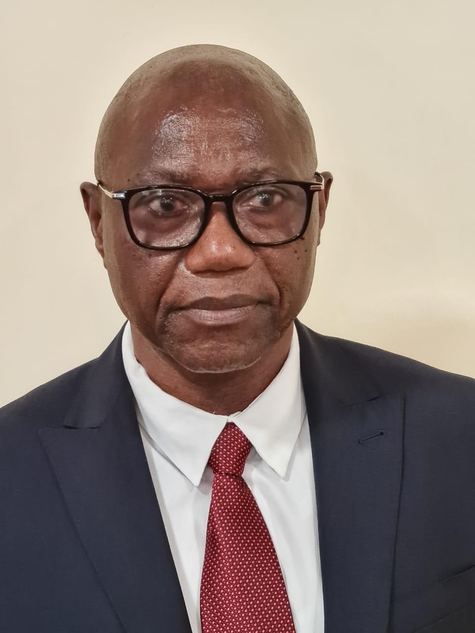 Professor Moses John Chimbari  Principal Officers pvc